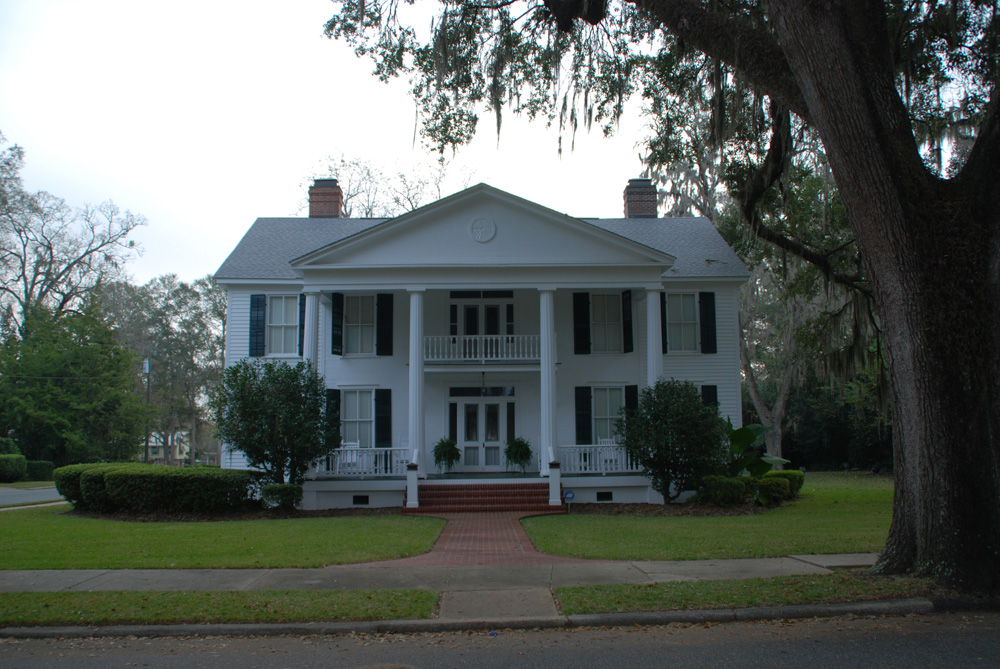 121 North Duval Street Quincy Florida The House Was Purchased From Its Original Owner Isaac Harris By Phillip A Stockton Came To